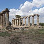 Magna Grecia, Metapont, Heratempel