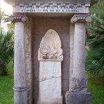 Weihgeschenk der Stadt Athen an Calimera